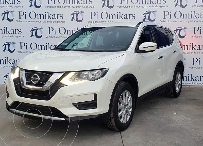 Nissan X-Trail Advance 2 Row usado (2018) color Blanco precio $295,000