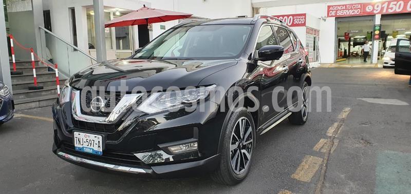 Nissan X-Trail Exclusive 2 Row Hybrid usado (2019) color Negro precio $470,000