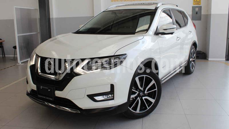Nissan X-Trail Exclusive 2 Row Hybrid usado (2018) color Blanco precio $435,000