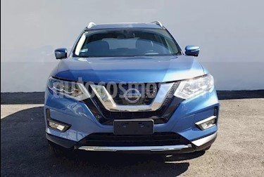 Nissan X-Trail Exclusive 3 Row usado (2018) color Azul precio $435,000