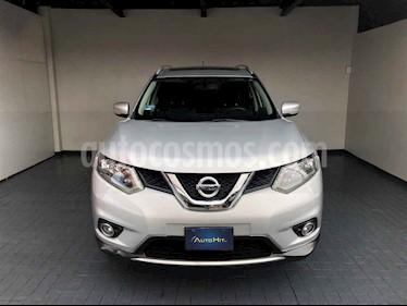 Nissan X-Trail 5p Advance 2 L4/2.5 Aut usado (2015) color Plata precio $265,000