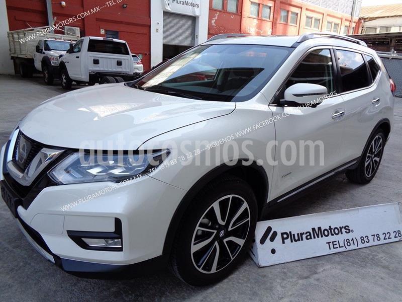 Nissan X-Trail Exclusive 2 Row Hybrid usado (2020) color Blanco precio $499,000