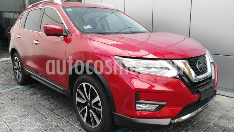 Nissan X-Trail 5P EXCLUSIVE 2 L4/2.5 AUT usado (2020) color Rojo precio $450,000