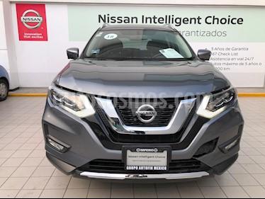 Nissan X-Trail Exclusive 3 Row usado (2018) color Gris Oxford precio $379,000
