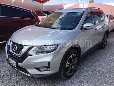 Nissan X-Trail Advance 2 Row usado (2018) color Plata precio $328,000