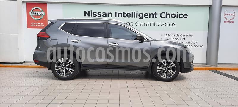 Nissan X-Trail Advance 2 Row usado (2018) color Gris Oxford precio $339,000