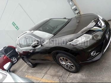 Nissan X-Trail 5p Exclusive 3 L4/2.5 Aut Banca abatible usado (2016) color Marron precio $260,000