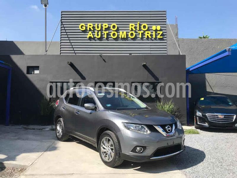 Foto Nissan X-Trail Advance 2 Row usado (2016) color Plata precio $259,000