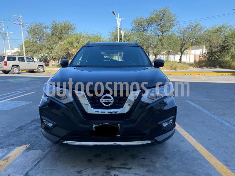 Nissan X-Trail Advance 2 Row usado (2019) color Negro precio $400,000