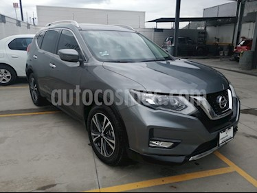 Foto Nissan X-Trail Advance 3 Row usado (2018) color Gris Oxford precio $355,000