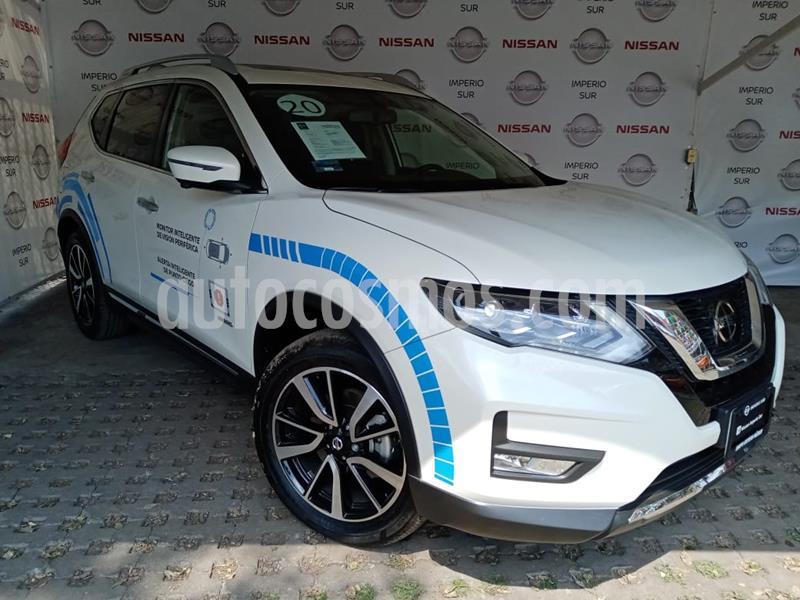Nissan X-Trail Exclusive 2 Row Hybrid usado (2020) color Blanco Perla precio $575,000