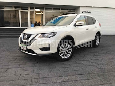 Nissan X-Trail 5p Sense 2 L4/2.5 Aut usado (2019) color Blanco precio $329,901