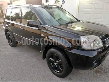 Nissan X-Trail SLX 2.5L Lujo Aut  usado (2006) color Negro precio $86,000