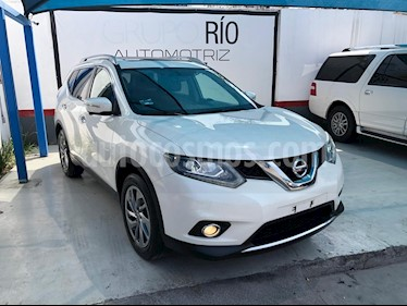 Nissan X-Trail Exclusive usado (2016) color Blanco precio $275,000