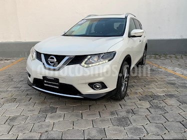 Nissan X-Trail Exclusive 2 Row usado (2017) color Blanco precio $295,900