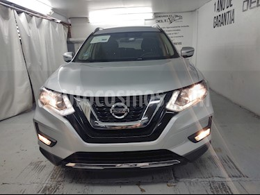 Nissan X-Trail Advance 3 Row usado (2019) color Plata precio $399,000