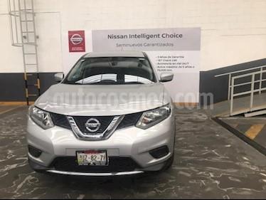 Nissan X-Trail 5P SENSE CVT CD 5 PAS. RA-17 usado (2016) color Plata precio $249,900