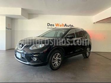 Nissan X-Trail 5p Advance 3 L4/2.5 Aut Banca abatible usado (2016) color Negro precio $255,000