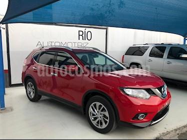 Nissan X-Trail Advance usado (2016) color Rojo precio $259,000