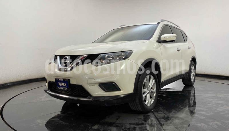Nissan X-Trail Sense 3 Row usado (2017) color Blanco precio $279,999