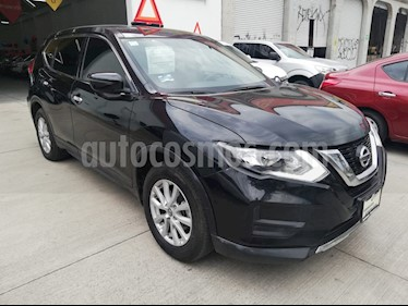 Nissan X-Trail Sense 2 Row usado (2019) color Negro precio $350,000