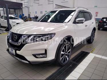 Nissan X-Trail 5P EXCLUSIVE CVT PIEL CD QC GPS 5 PAS. RA-18 usado (2019) color Blanco precio $445,000
