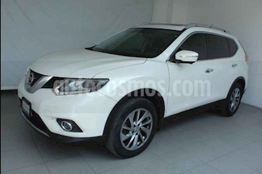 Nissan X-Trail Exclusive 2 Row usado (2016) color Blanco precio $289,000