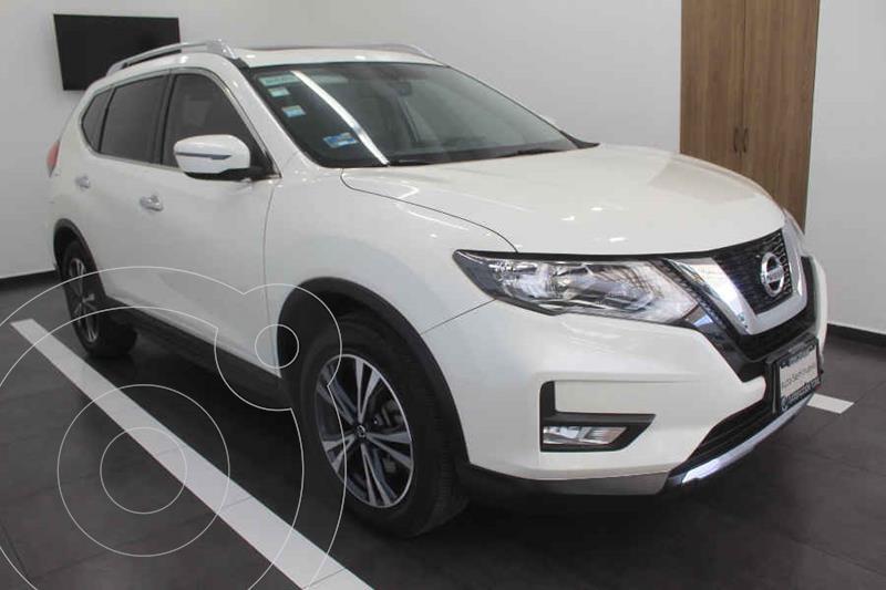 Foto Nissan X-Trail Advance 3 Row usado (2018) color Blanco precio $389,000