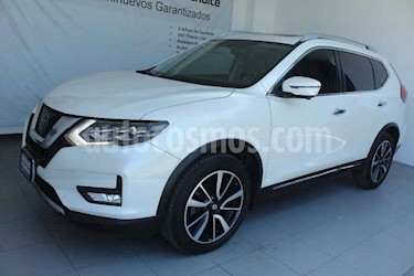 Nissan X-Trail 5p Exclusive 2 L4/2.5 Aut usado (2018) color Blanco precio $359,000