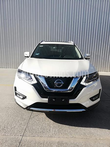 Nissan X-Trail Exclusive 2 Row usado (2019) color Blanco precio $439,000