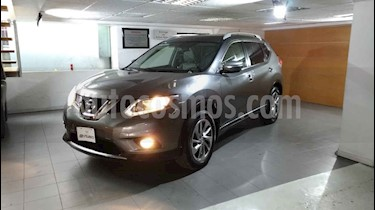 Nissan X-Trail 5p Advance 3 L4/2.5 Aut Banca abatible usado (2016) color Gris precio $280,000
