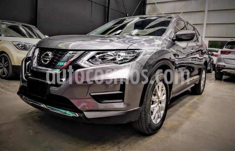 Nissan X-Trail Sense 2 Row usado (2020) color Gris precio $397,999