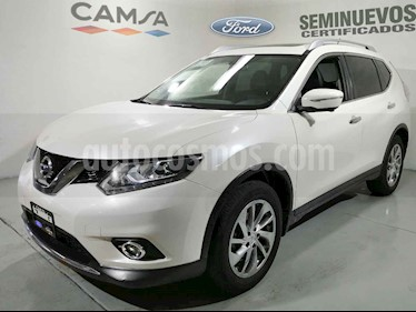 Nissan X-Trail Exclusive 2 Row usado (2017) color Blanco precio $309,900