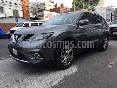 Nissan X-Trail Exclusive 3 Row usado (2016) color Gris precio $250,000