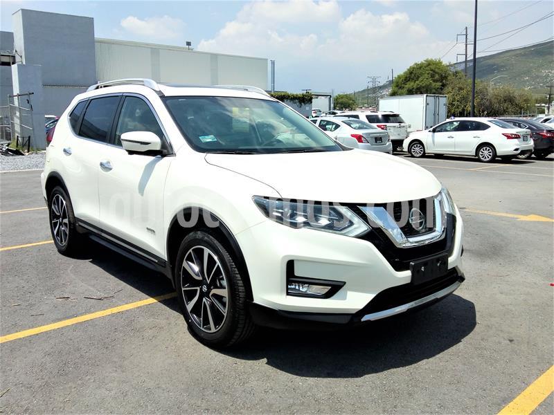 Nissan X-Trail Exclusive 2 Row Hybrid usado (2018) color Blanco precio $456,682
