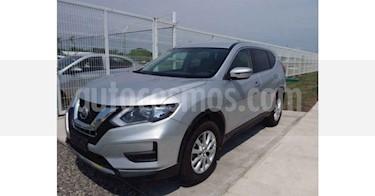 Nissan X-Trail 5p Sense 2 L4/2.5 Aut usado (2019) color Plata precio $279,900