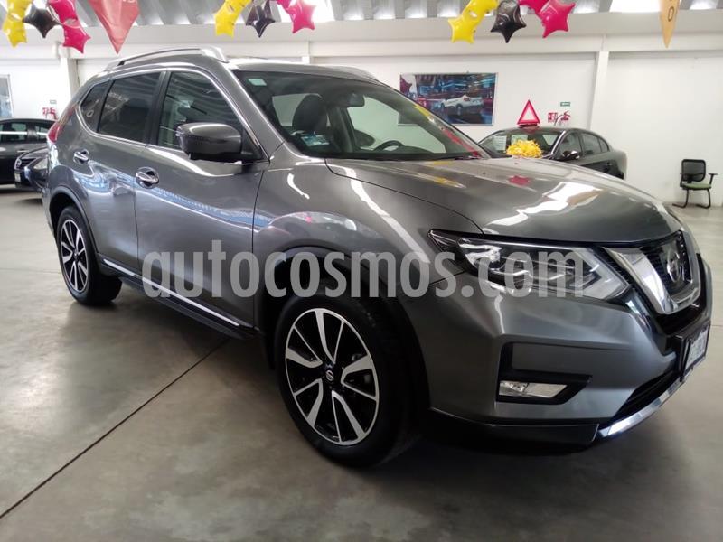 Nissan X-Trail Exclusive 2 Row usado (2019) color Gris Oxford precio $419,000