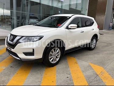 Nissan X-Trail Sense 3 Row usado (2019) color Blanco precio $319,000
