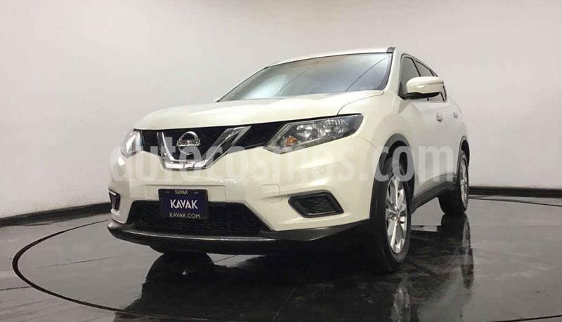 Nissan X-Trail Sense 2 Row usado (2015) color Blanco precio $234,999