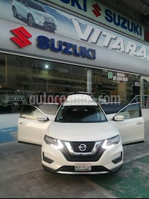 Nissan X-Trail Sense 2 Row usado (2018) color Blanco precio $289,000