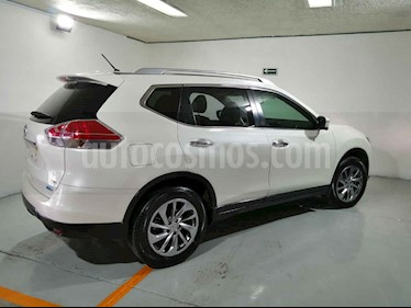 Foto Nissan X-Trail Exclusive 3 Row usado (2016) color Blanco precio $299,900