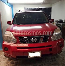 Nissan X-Trail SLX 2.5L Lujo CVT usado (2009) color Rojo precio $115,000