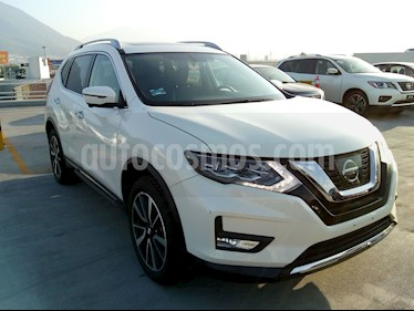Nissan X-Trail Exclusive 2 Row usado (2019) color Blanco precio $454,000