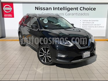 Foto Nissan X-Trail Exclusive 2 Row usado (2018) color Negro precio $419,000