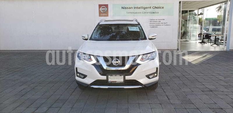 Nissan X-Trail Advance 2 Row usado (2020) color Blanco precio $464,000