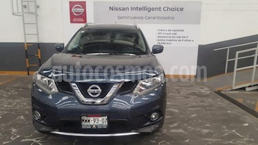 Nissan X-Trail 5P ADVANCE 3 L4/2.5 AUT BANCA ABATIBLE usado (2016) color Azul precio $255,000
