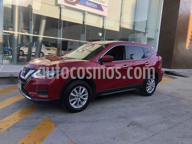 Nissan X-Trail Sense 2 Row usado (2019) color Rojo precio $289,000
