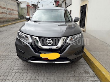 Nissan X-Trail Sense 3 Row usado (2019) color Gris Oxford precio $365,000