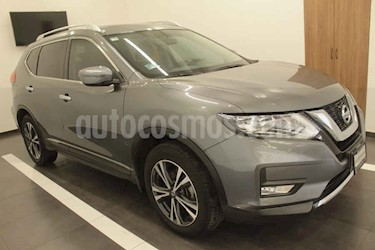 Nissan X-Trail Advance 2 Row usado (2018) color Gris precio $339,000