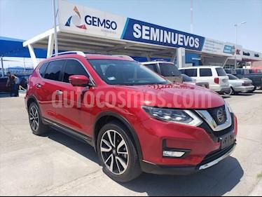 Nissan X-Trail Exclusive 2 Row usado (2018) color Rojo precio $360,000
